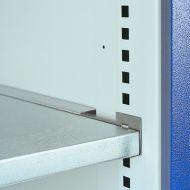Accessoires pour armoires industrielles standards avec bacs à bec