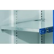 Tablettes pour armoires verticales à panneaux