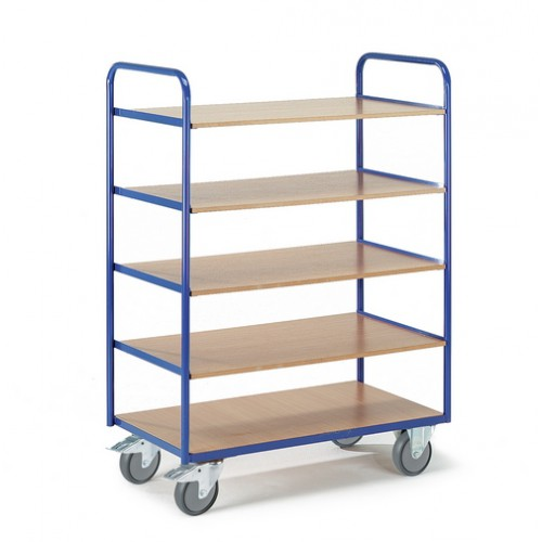 chariot tag re 5 plateaux simples 250kg de kappes. Black Bedroom Furniture Sets. Home Design Ideas