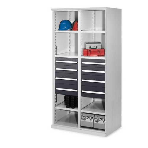 caisson d 39 armoire avec paroi m diane pour stockage de charges lourdes. Black Bedroom Furniture Sets. Home Design Ideas