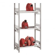 Rayonnage pompiers fixe