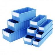 Bacs divisibles plastique